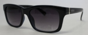 Kenneth Cole Reaction Sunglass Deep Blue Wayfarer / Smoke Gradient Lenses KC1181 90B