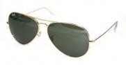 Ray Ban RB3026 Aviator II Sunglasses-L2846 Gold Gold (G-15XLT Lens)-62mm
