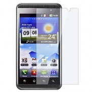 GTMax 5x 5packs Clear LCD Screen Protector for AT&T LG Thrill 4G Optimus 3D