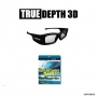True Depth 3D® DLP-LINK glasses bundle with IMAX for Mitsubishi and Samsung DLP 3D TVs and 3D DLP projectors