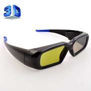 ATC Long-lasting New Wireless 3D Active Shutter TV Glasses for Panasonic TH-P42GT20C; TH-P46GT20C; TH-P50VT20; TH-P65VT20; TH-P42UT30C; TH-P50UT30C; TC-P50GT30; TC-P42GT25; TC-P50ST30; TC-P55ST30; TC-P55VT30